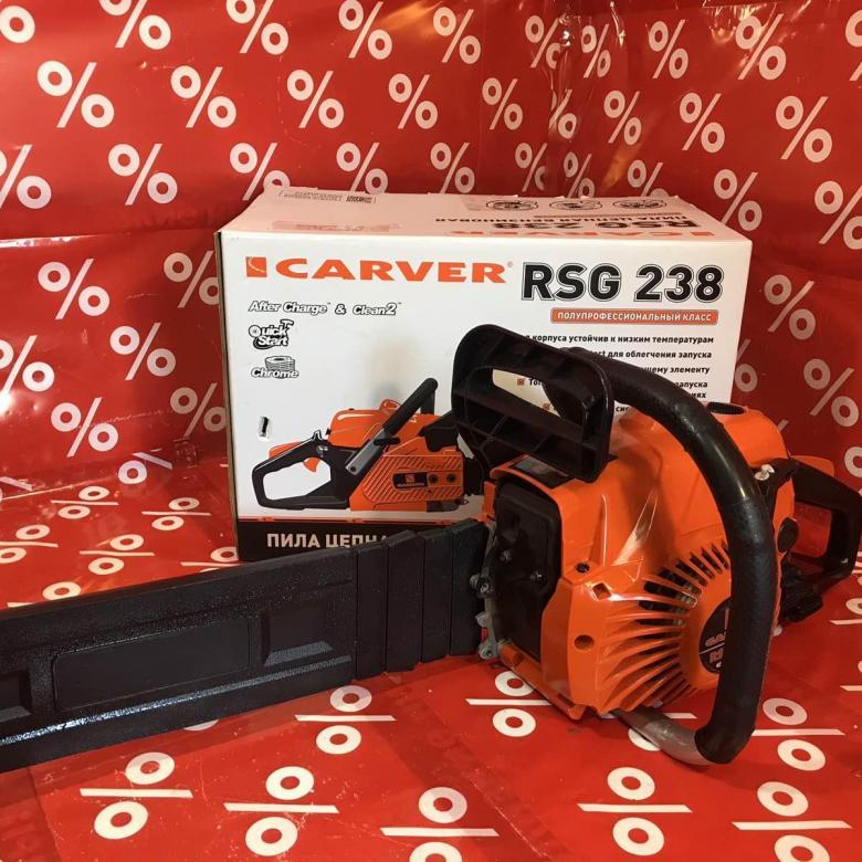 Бензопила carver rsg 262: обзор, характеристики, отзывы