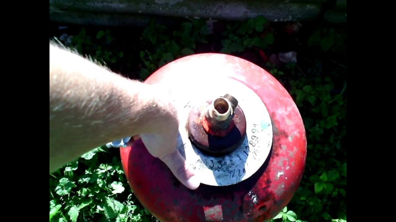 Как пользоваться газовым резаком – основы безопасной и качественной работы. почему нельзя резать пустые баллоны отрезать бытовой газовый баллончик