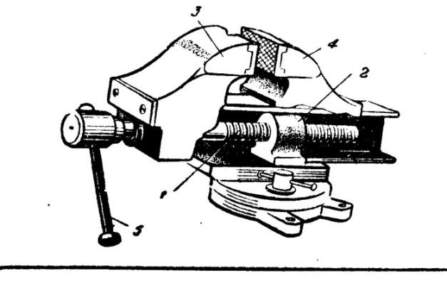 Станочные тиски: поворотные и фрезерные тиски. как выбрать для токарного станка? как сделать своими руками? устройство и гост машинных инструментов