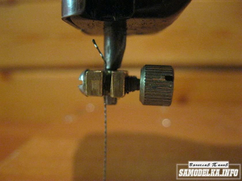 Лобзик из старой швейной машинки своими руками - сделай сам
