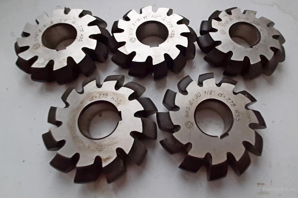 Фрезы дисковые модульные — чтс – чешские твёрдые сплавы
