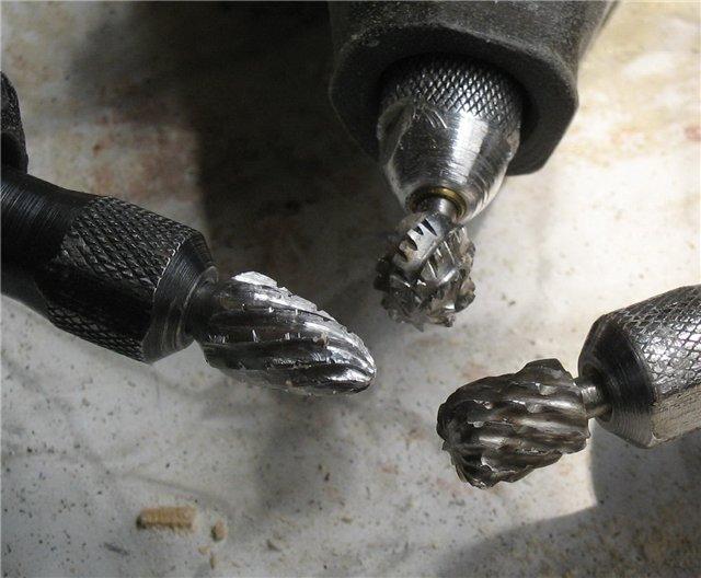 Ручной инструмент для резьбы по кости