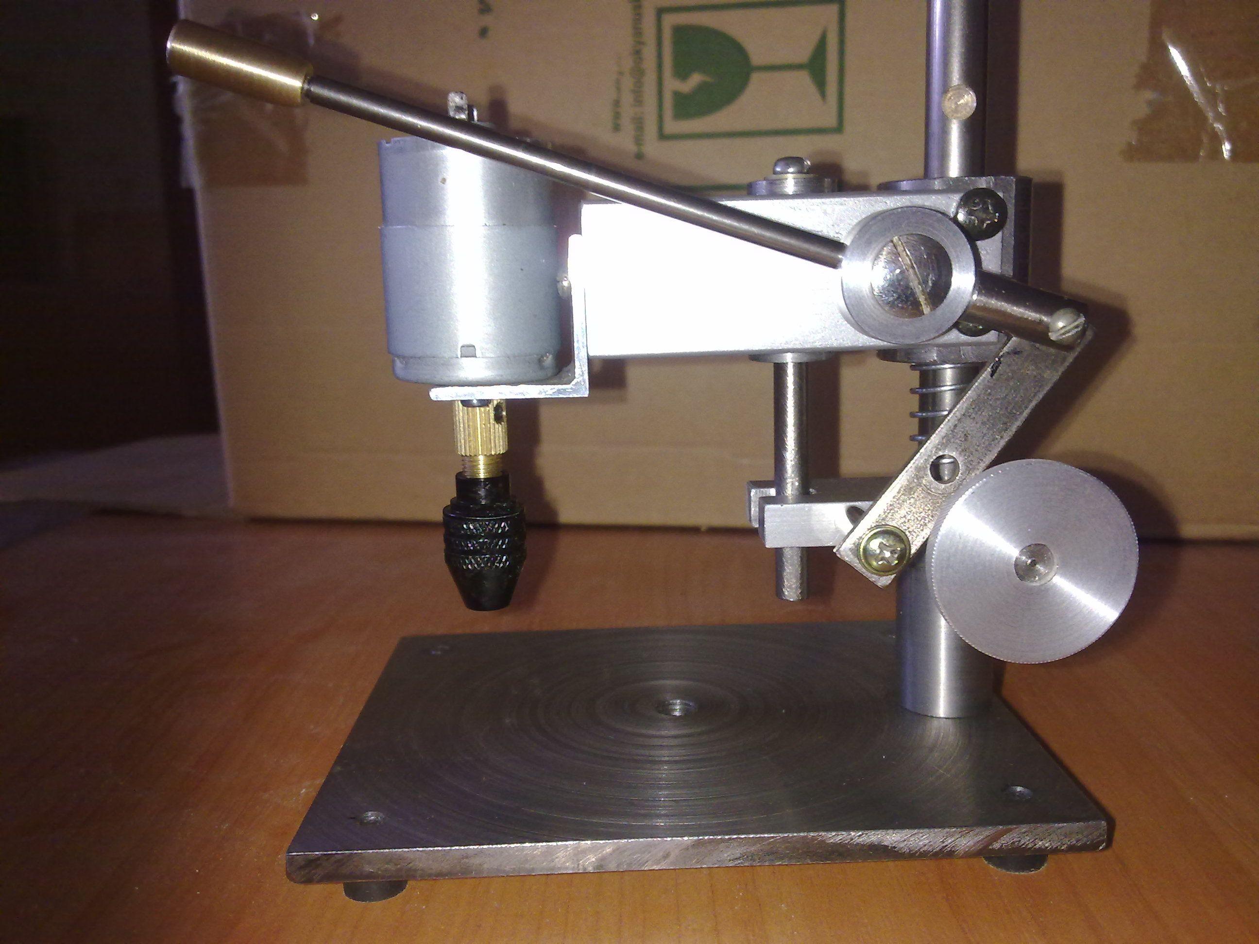 Cверлильный станок чпу для печатных плат своими руками