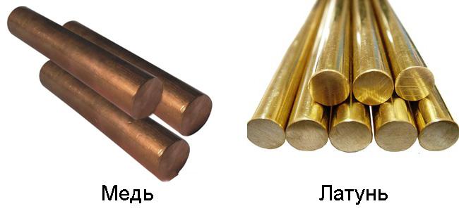 Как отличить? | всё о цветных металлах и сплавах (бронза, медь, латунь и др)