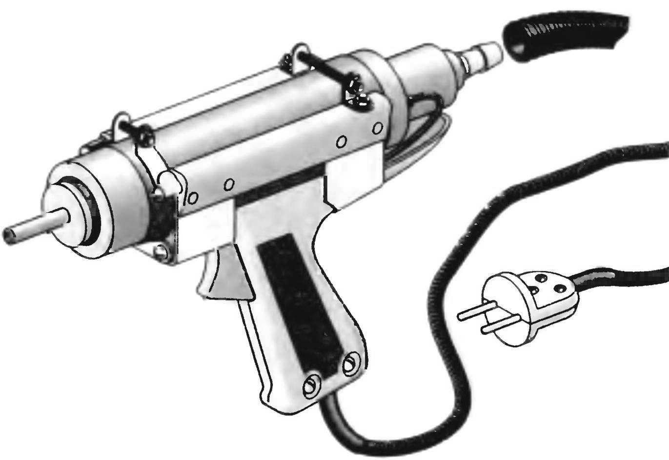 Простой контроллер для термофена - в домашнюю мастерскую - практика - в помощь радиолюбителю