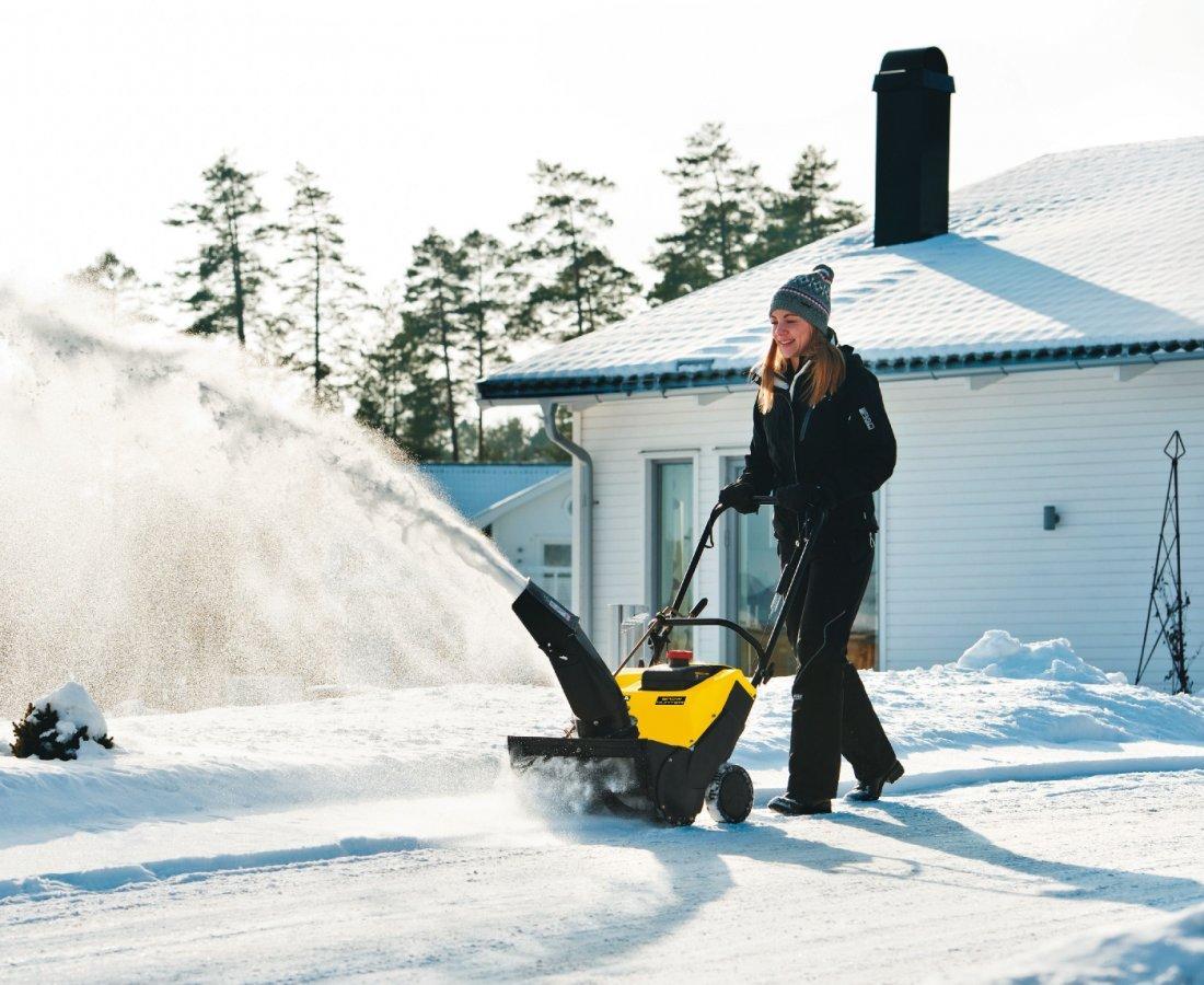 Инструкция по охране труда при работе со снегоуборочной машиной