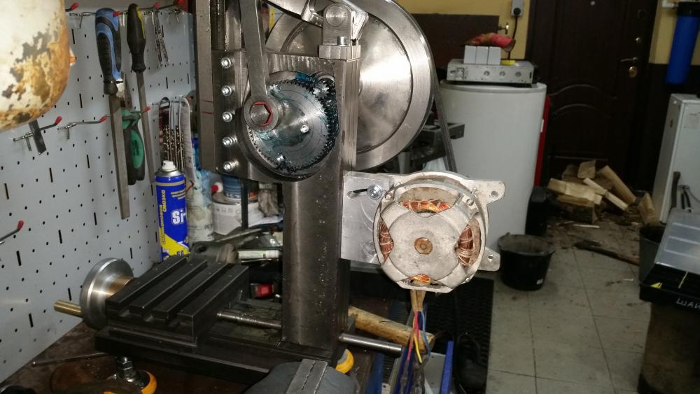 Долбежный станок: технические характеристики, виды, устройство, изготовление своими руками