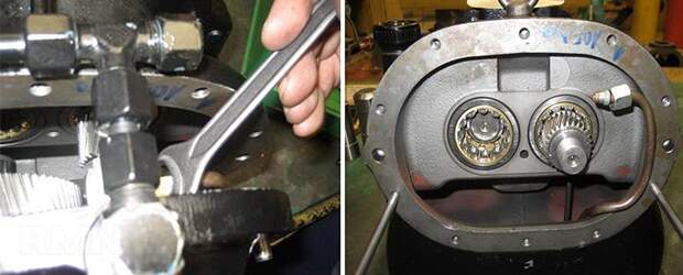 Разборка барабана стиральной машины своими руками: советы по ремонту +видео