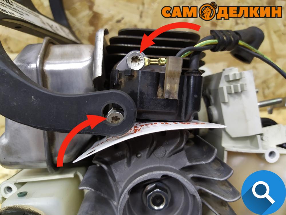 Как поменять поршневую на бензопиле штиль 180