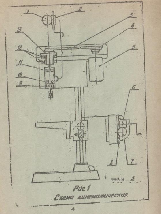 Вертикально-сверлильный станок 2м112