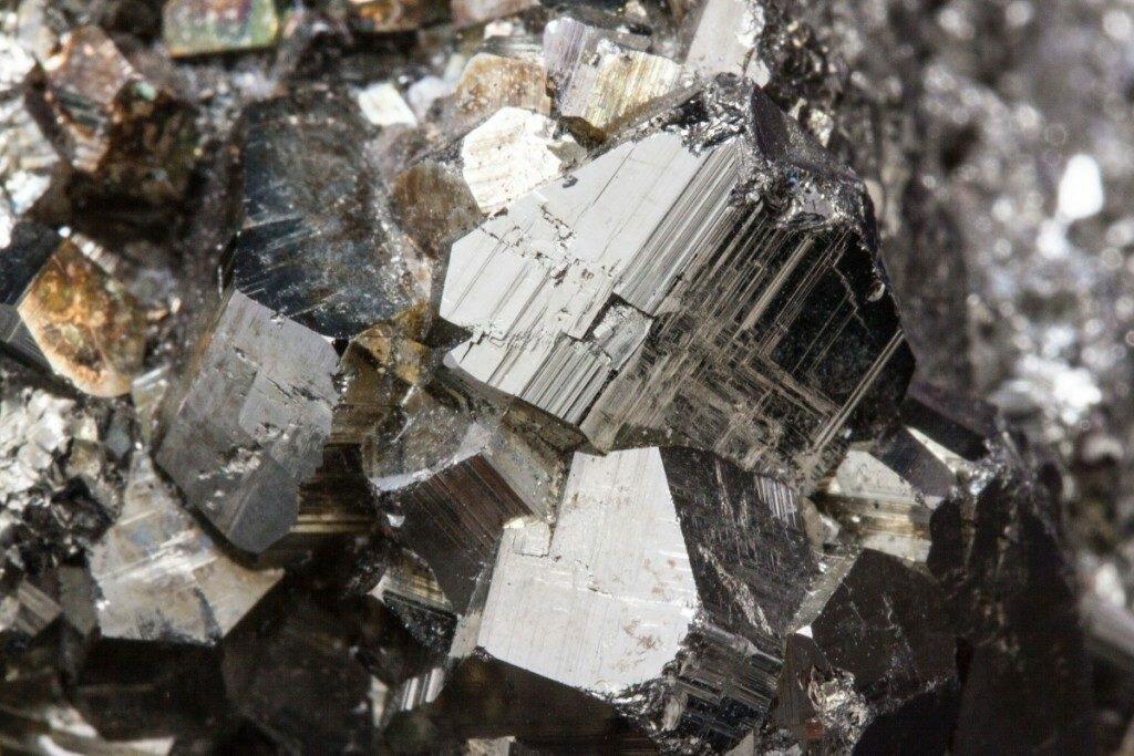 Какой минерал содержит медь