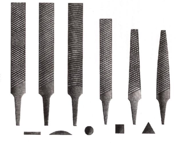 Какие виды напильников бывают — их назначение, применение и выбор – мои инструменты