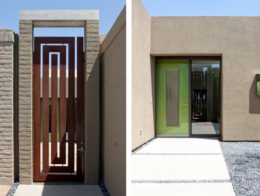 Кованые двери: красота, изысканность и элегантность на долгие годы