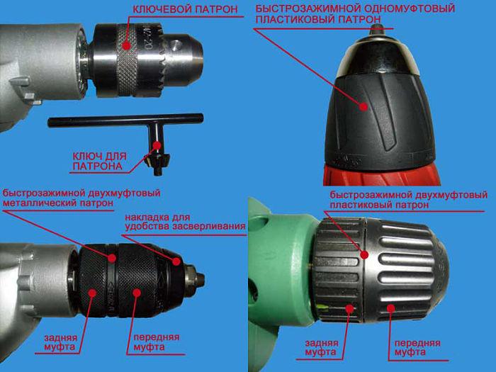 Патрон для перфоратора - 110 фото основных видов и особенностей
