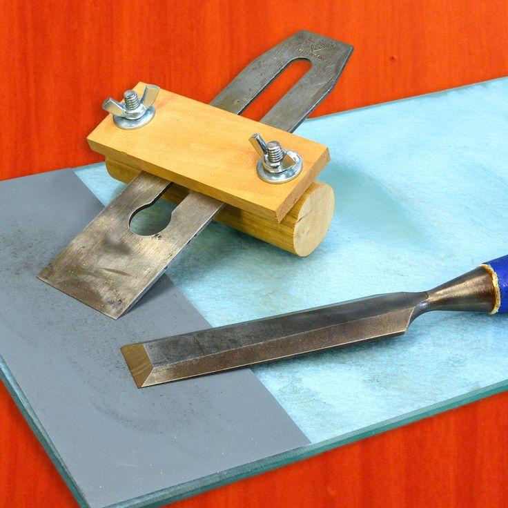 Заточка стамесок для резьбы по дереву — самодельное приспособление и правила точения столярного инструмента