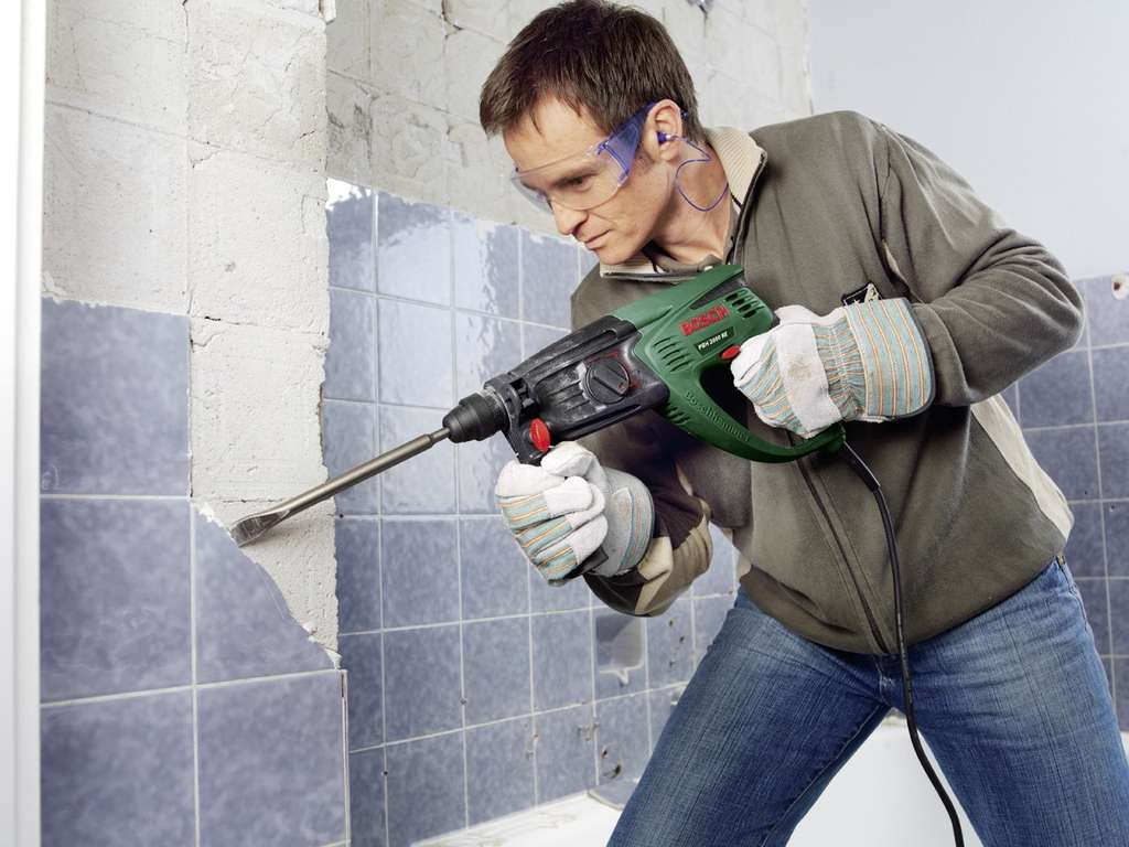 Как выбрать перфоратор для домашних работ – отзывы специалистов