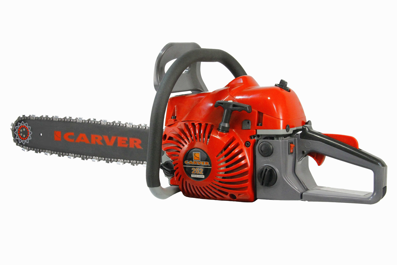 Carver RSG 262 — бюджетная бензопила полупрофессионального класса