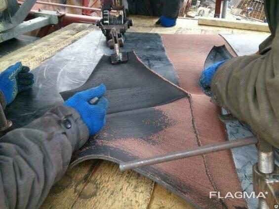 ≡ как сшить и соединить транспортерную ленту - методы стыковки лент