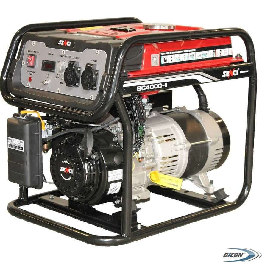 Электрогенераторы, основные виды и технические характеристики, выбор генератора в зависимости от назначения