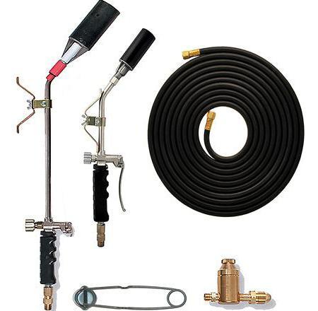 Кровельная горелка: газовая пропановая на баллон или дизельная для работ по кровле, предложения от «донмет» и kemper, можно ли сделать своими руками