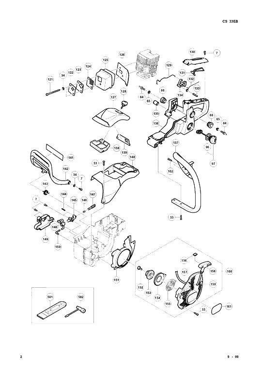 Hitachi cs33eb: обзор бензопилы, отзывы, инструкция