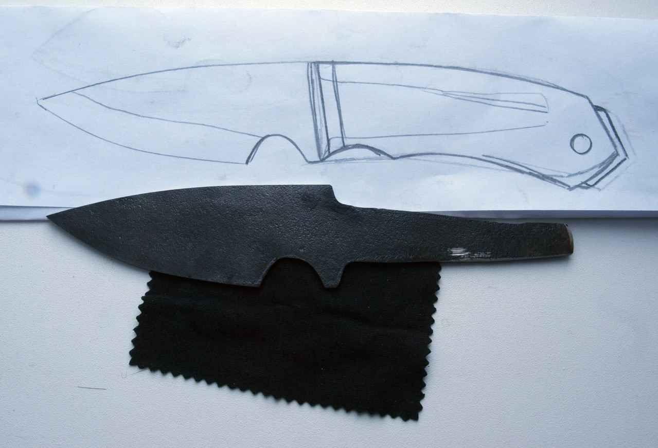 Нож из напильника своими руками: пошаговая инструкция по изготовлению