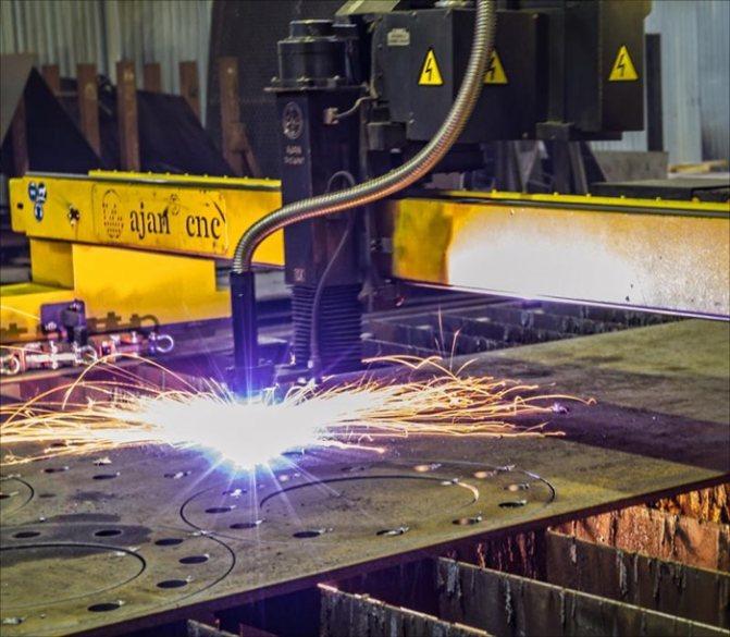 Плазменная резка металла - полный обзор технологии