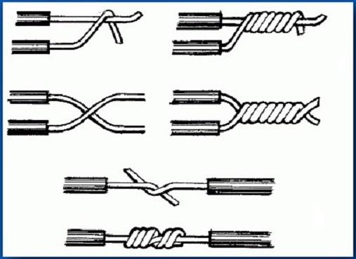 Соединение проводов, кабелей: виды, способы, соединители