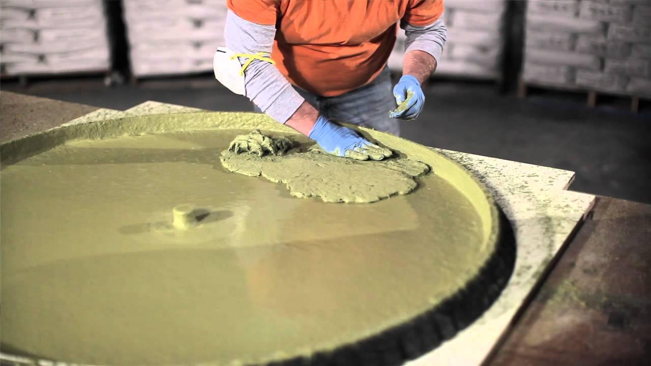 Технология архитектурного бетона