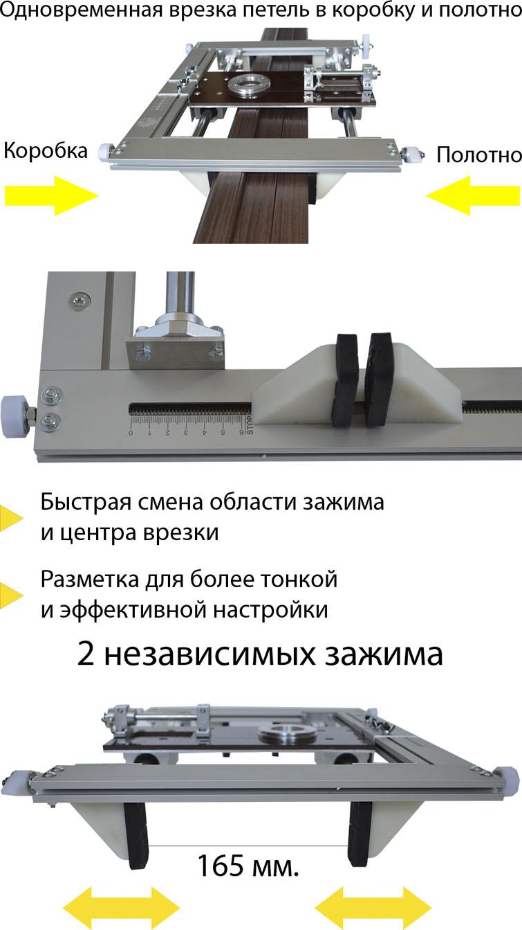 Как использовать фрезер для врезки замков и петель