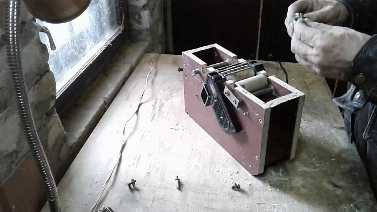 Как сделать рейсмус из электрорубанка своими руками: строгательный станок, самодельный рейсмусовый станок