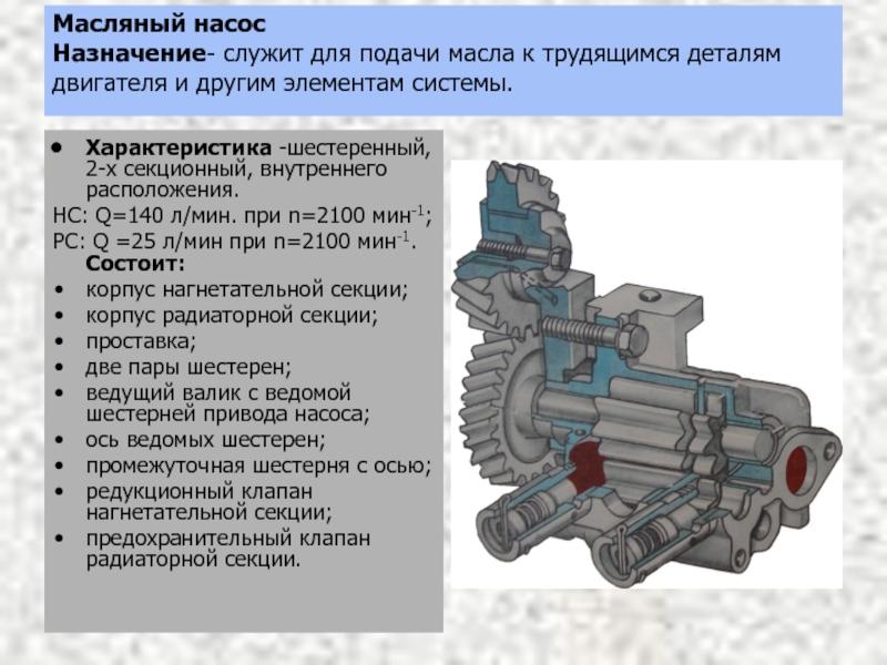 Роторные (ротационные) насосы: разновидности, конструкция, принцип работы