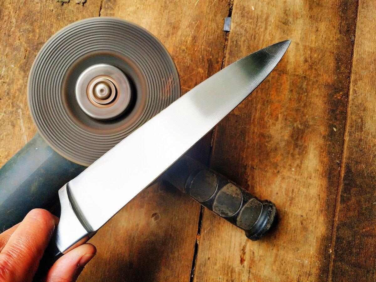 Как наточить нож: 13 самых доступных способов
