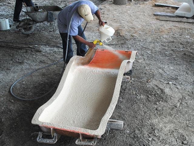 Ровнитель реал литой бетон м300 для пола 25кг. литой бетон м300 характеристики