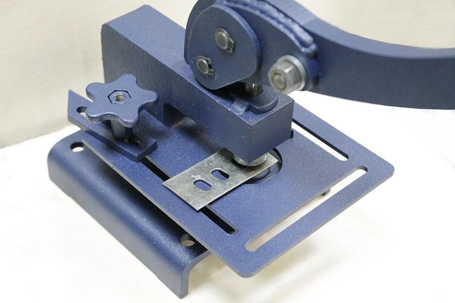 Самодельный прошивень для пробивки отверстий в металле