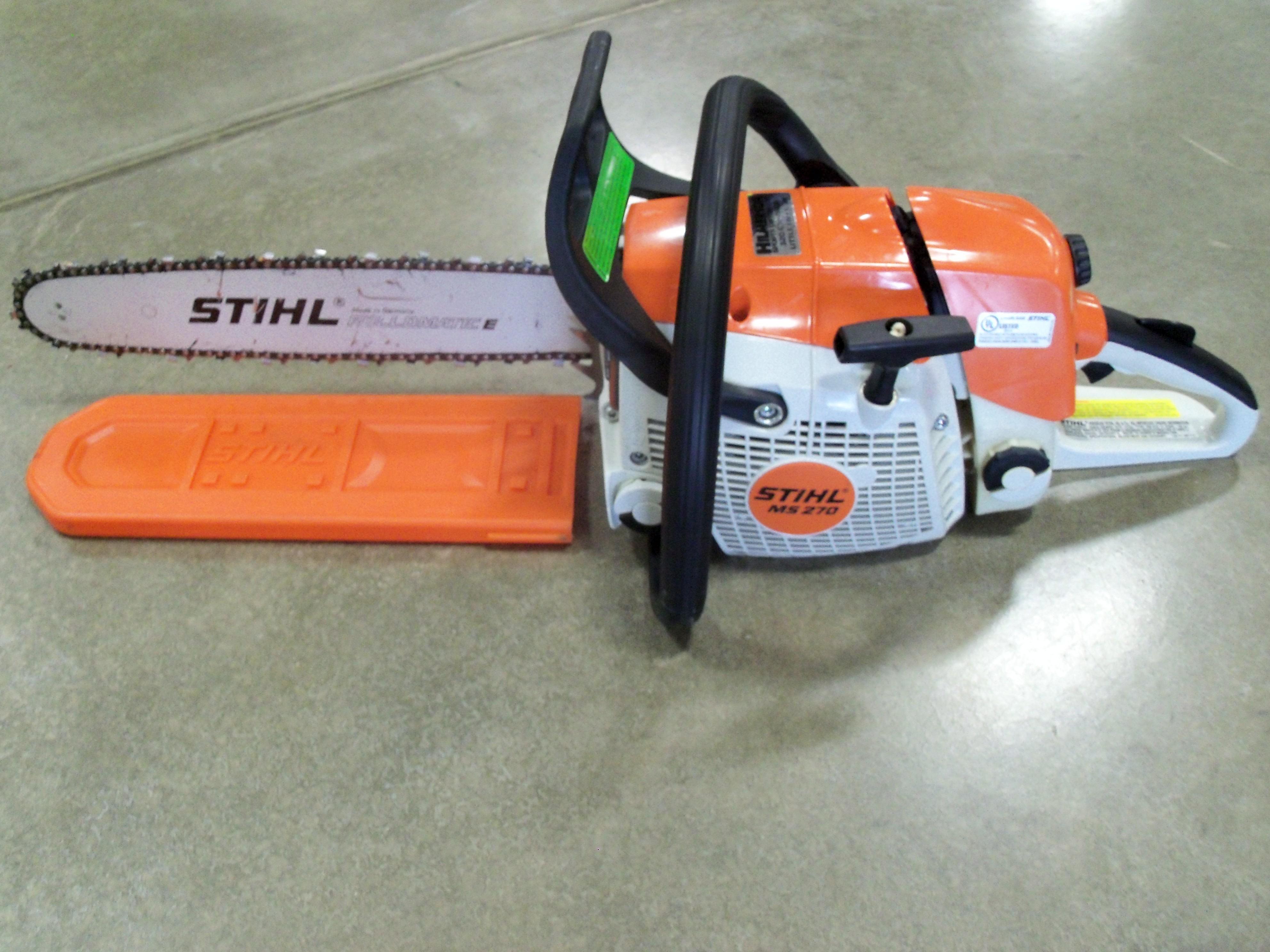 Бензопила stihl ms 260: технические характеристики, отзывы, инструкция