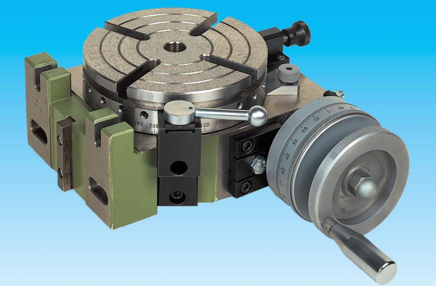 Стол поворотный для фрезерных станков: разновидности и цена оборудования