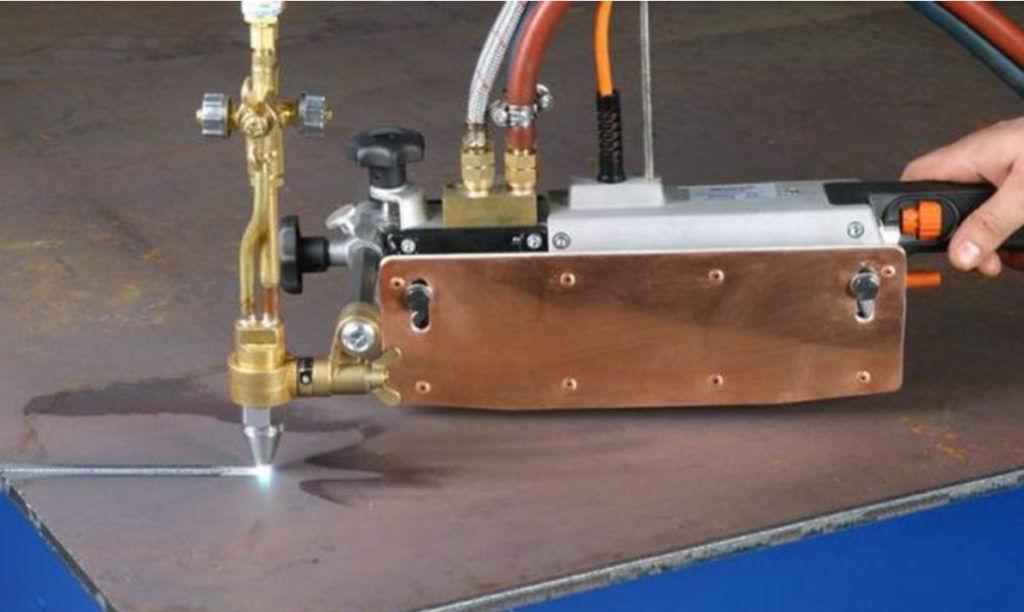 Портативный газовый резак – устройство для автономной работы