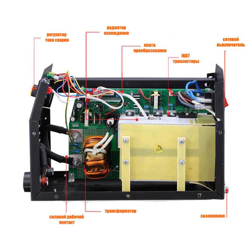 Сварочный аппарат своими руками - 110 фото создания всех необходимых блоков