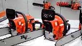 Бензопилы redverg (редверг) — характеристики, особенности