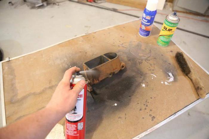 Как удалить ржавчину с металлической поверхности: самые доступные средства