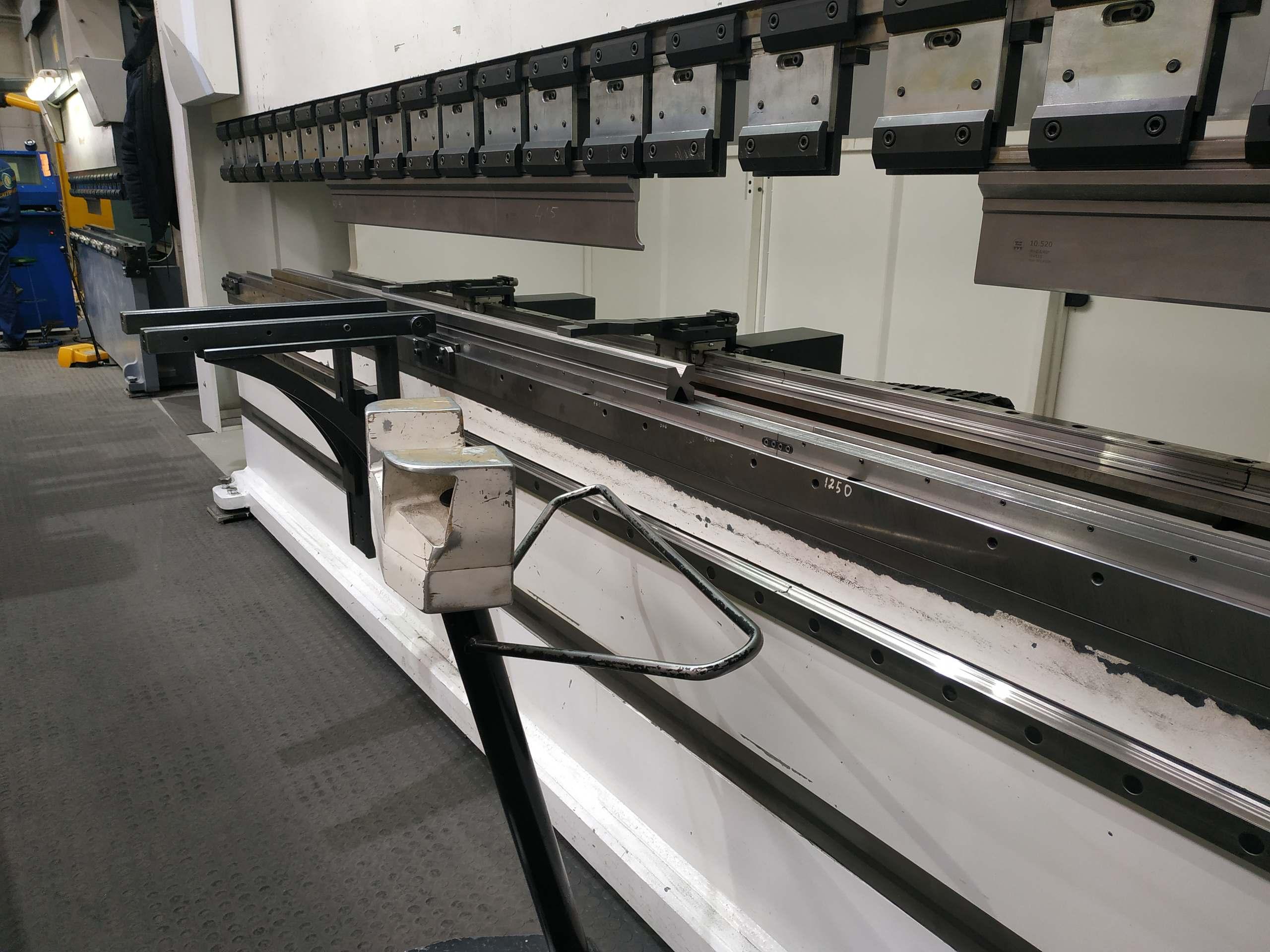 Технологии гибки и правки металла