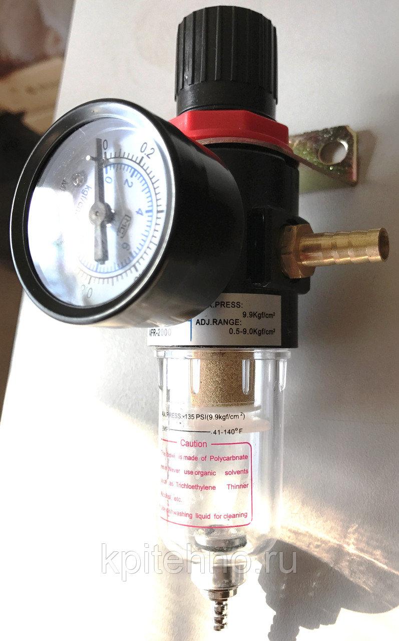 Как подключить влагоотделитель к компрессору