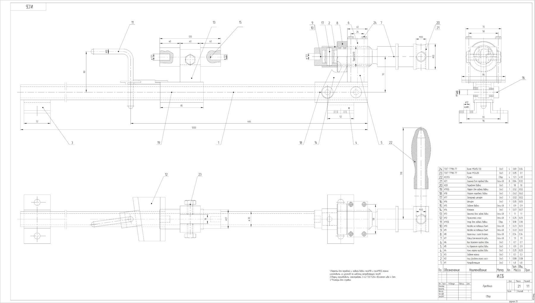 Оборудование для холодной ковки: разновидности станков и их изготовление