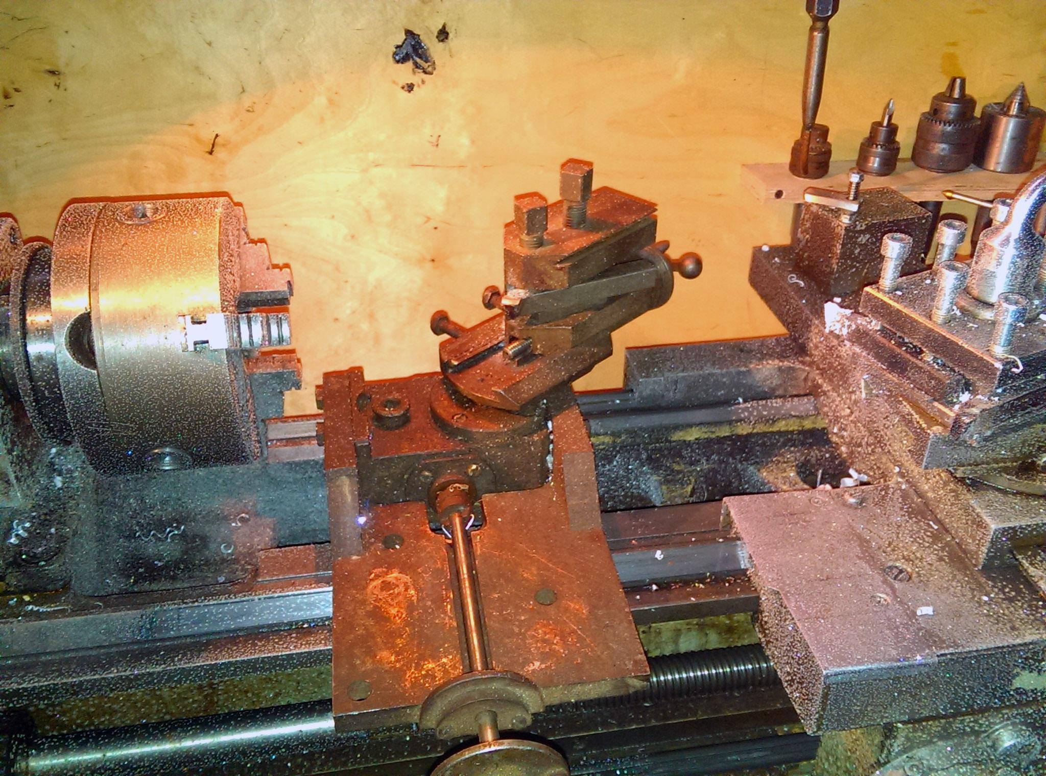 Токарный станок по металлу своими руками - 85 фото проектирования и сборки мини станка