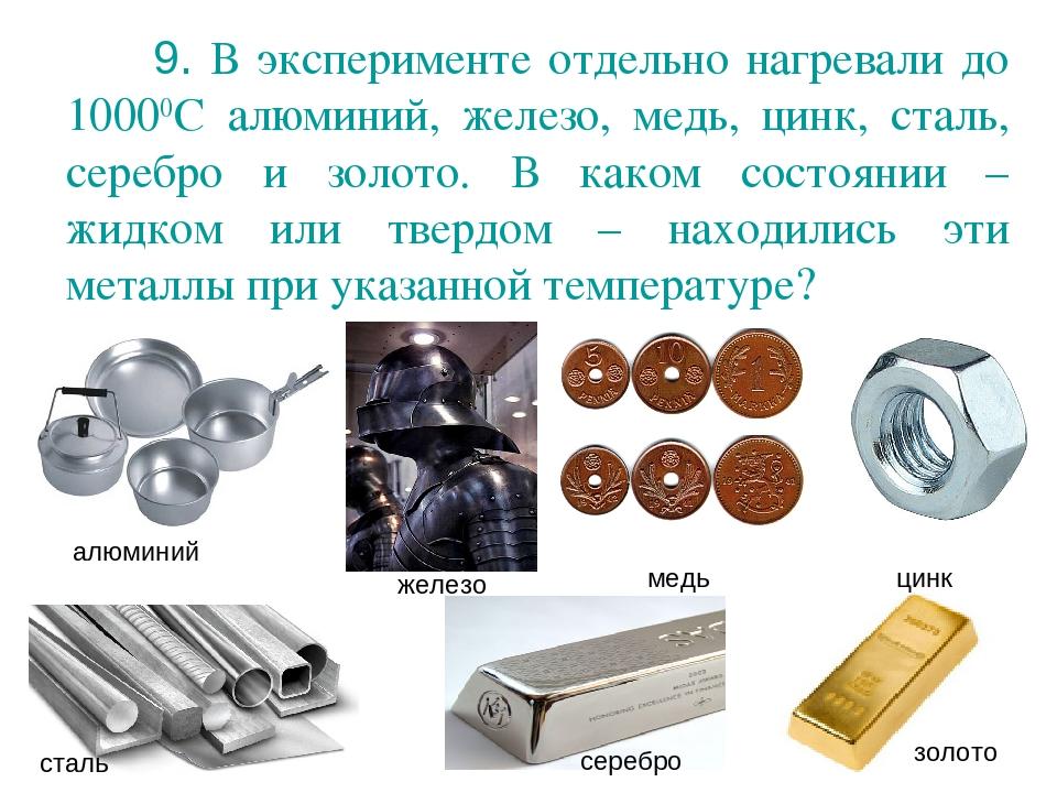 Особенности сплава железа и никеля