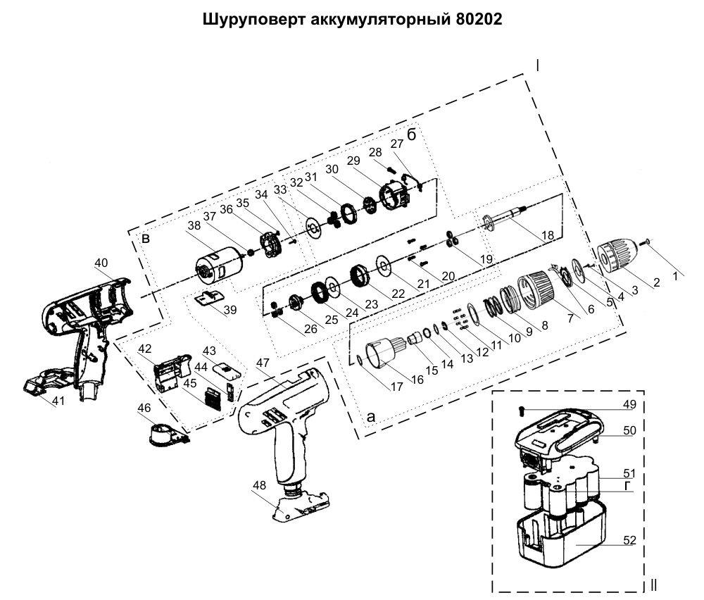 Схема и способы подключения электродвигателя