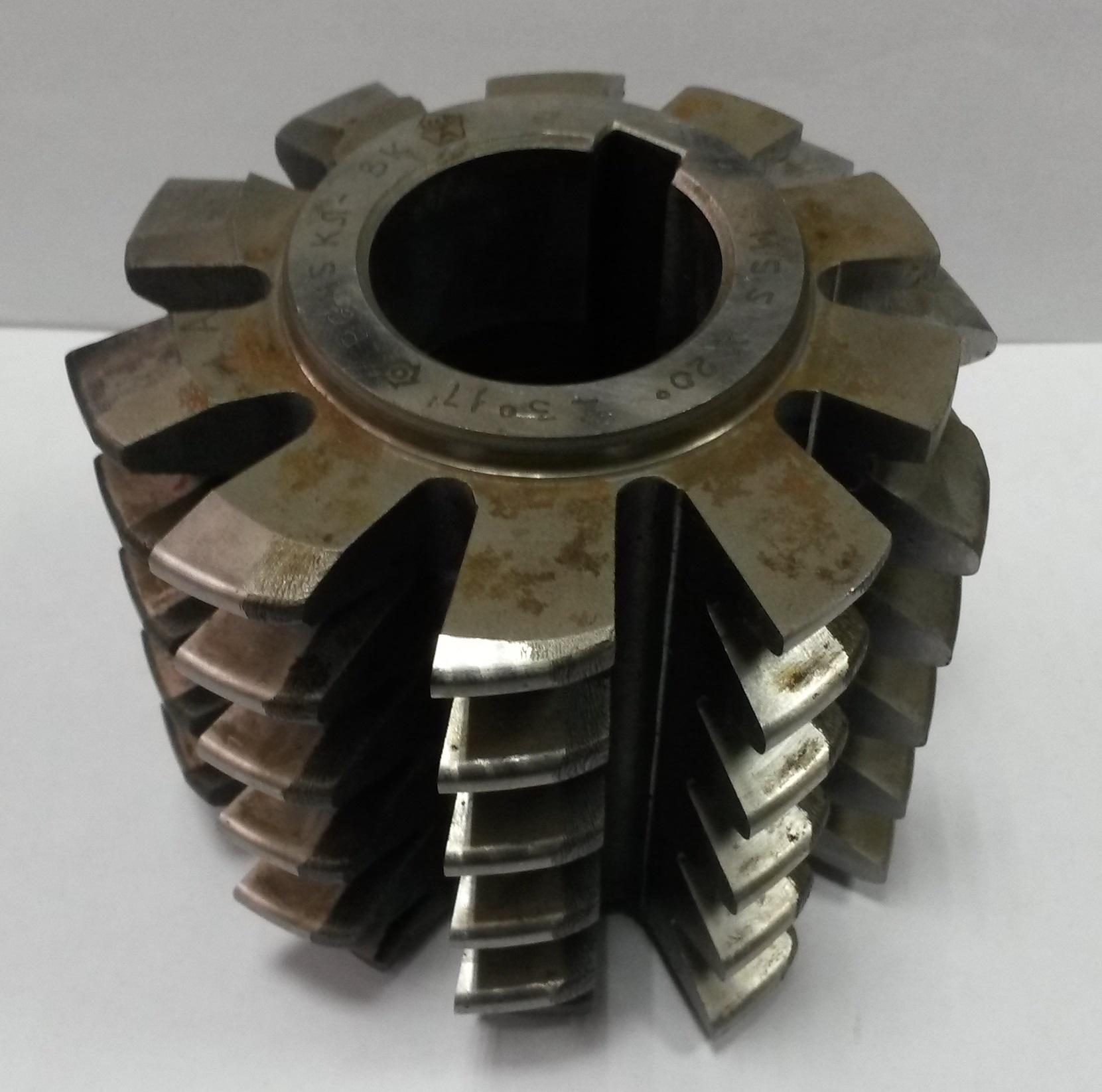 Фрезерование прямозубых цилиндрических и конических зубчатых колее | обработка металлов