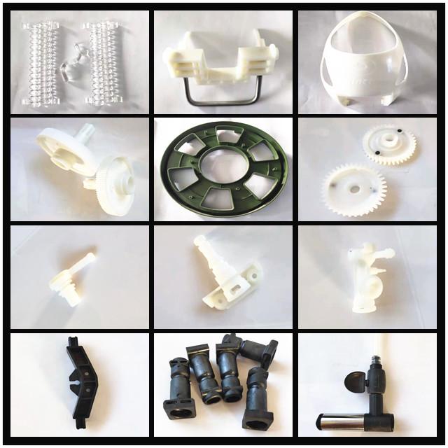 Производство пластмасс с помощью литья под давлением