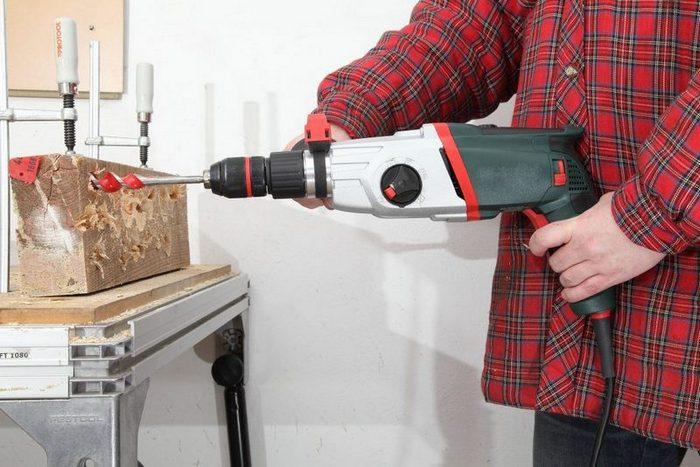 Как выбрать перфоратор для домашних и профессиональных работ